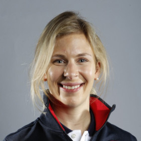 SARAH HAMMER, TWO-TIME WORLD CHAMPION, 2008 OLYMPIAN